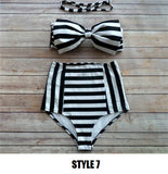 Retro Cute Stylish Swimsuit Bikini
