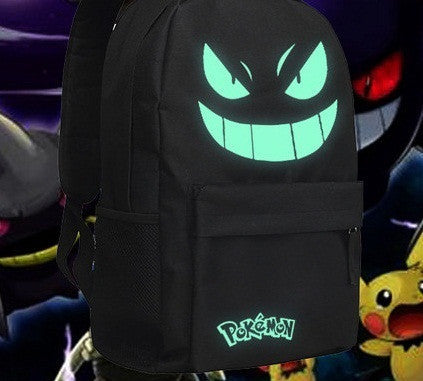 Pokemon Go Glow-In-The-Dark Backpack
