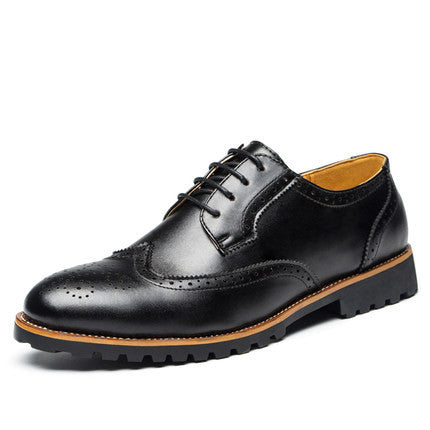 Mens Classic Oxfords Dress Shoes