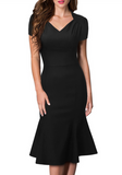 Glamorous Office Stylish Party Dress