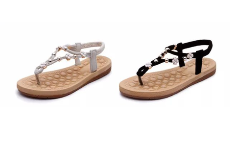 Womens Charming City Sandals