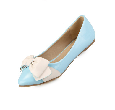 Womens Pretty Cool Ribbon Flats