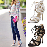 Elegant Evening Party High Heel Sandals