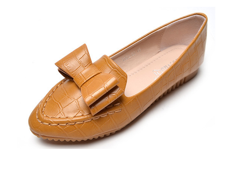 Womens Exotic Hot Flats