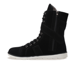 Mens Urban High-Top Modern Boot Sneakers
