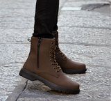 Mens Urban High-Top Boots