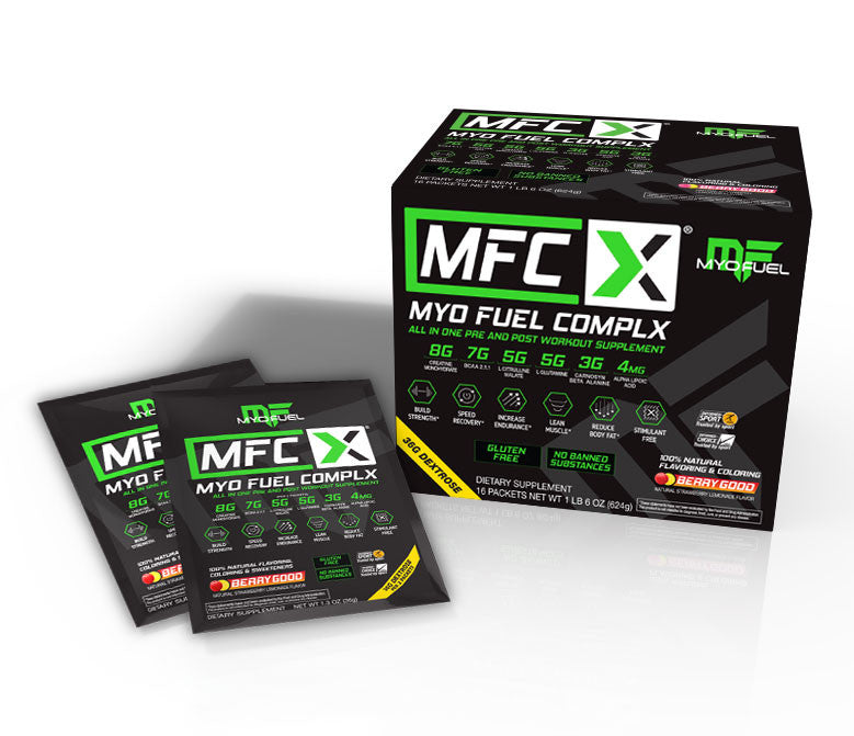 Myo Fuel ComplX Pre/Post Workout Supplement