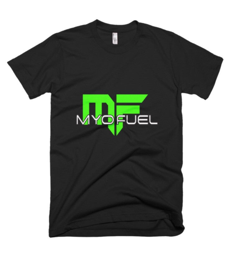Myo Fuel Soft Black T-Shirt Unisex
