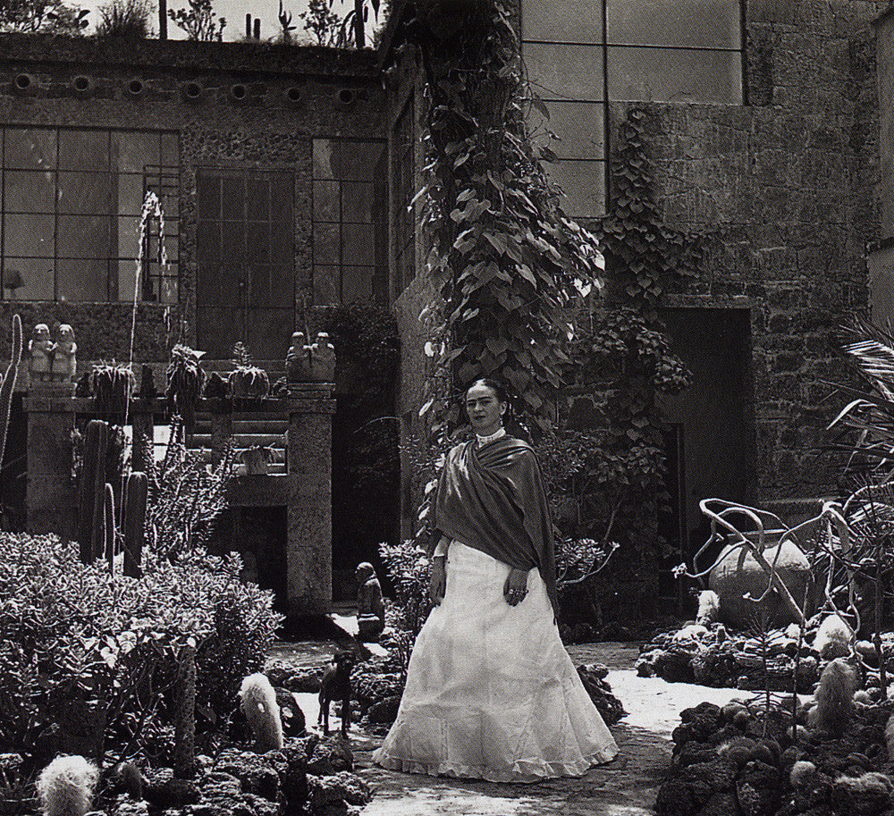 Frida Kahlo's Garden. What We Can Learn From What She Grew?
