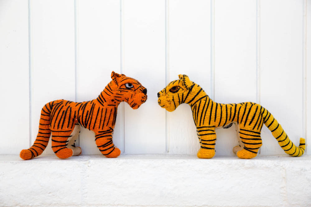TIGER WOOL ANIMAL