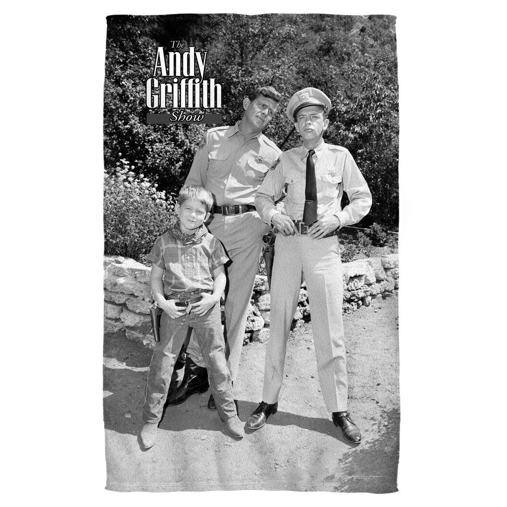 Andy Griffith-Lawmen - Towels