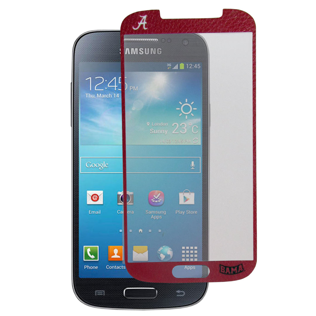 Alabama Crimson Tide Samsung Galaxy S4 Screen Protector