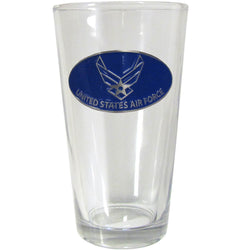 Air Force Pint Glass - licensedsportsproducts