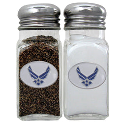 Air Force Salt & Pepper Shakers - licensedsportsproducts