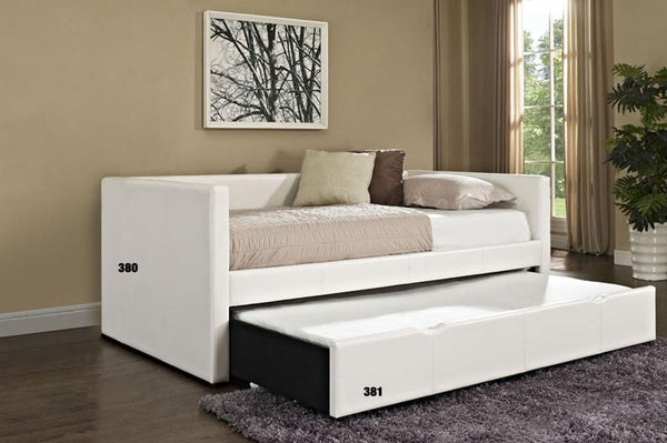 Customizable Canadian Made Day-Bed With Split/Trundle