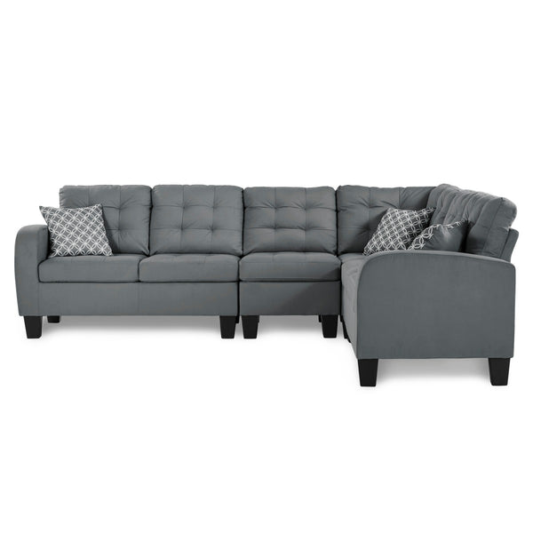 Sinclair Collection Reversible Sectional