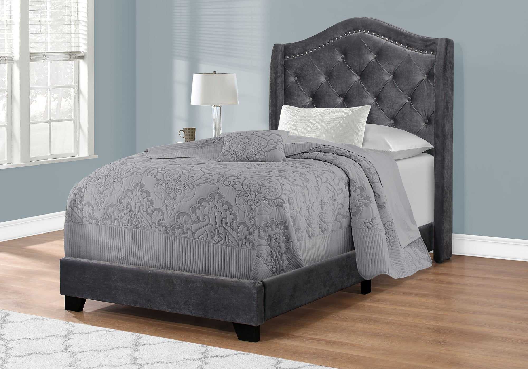 Bargain Prices On Monarch Speciality Bed Frame I 5968t In Ontario Payless Furniture