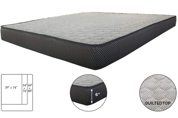 "6"" Thick 