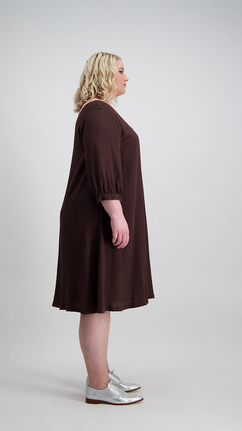 Article Dress | Chocolate