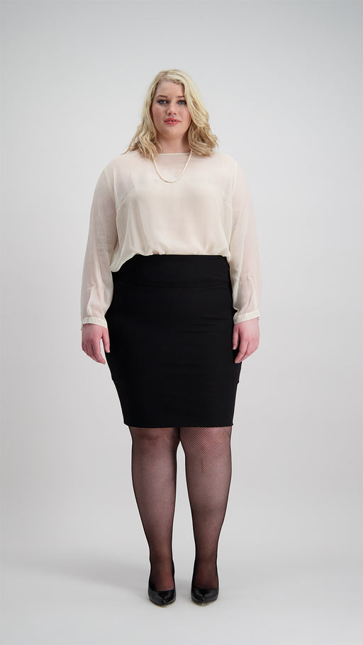 Pencil Skirt | Black