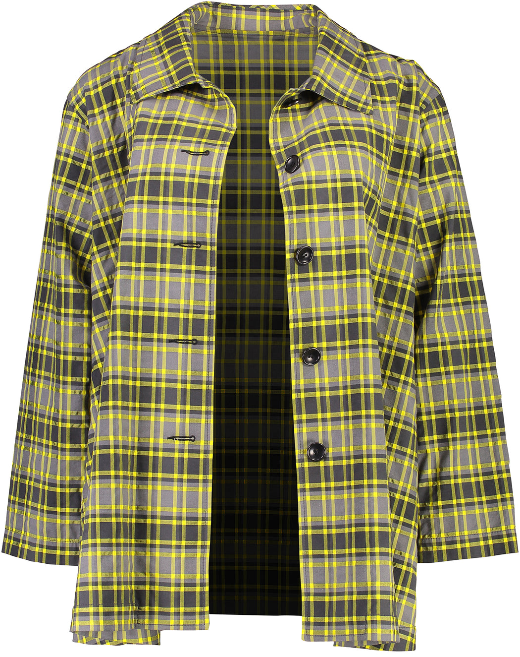 Portal Jacket | Plaid | PRE-ORDER NOW