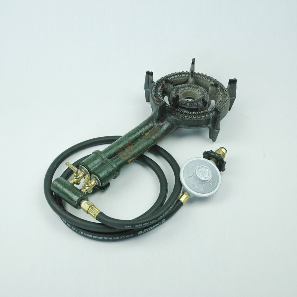 Gas burner- Double ring