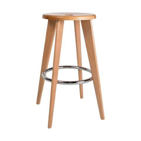 Bar stool Birch- 750mm