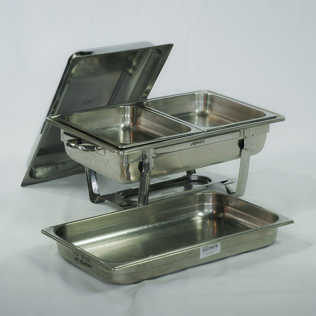 Chafing dish set pieces