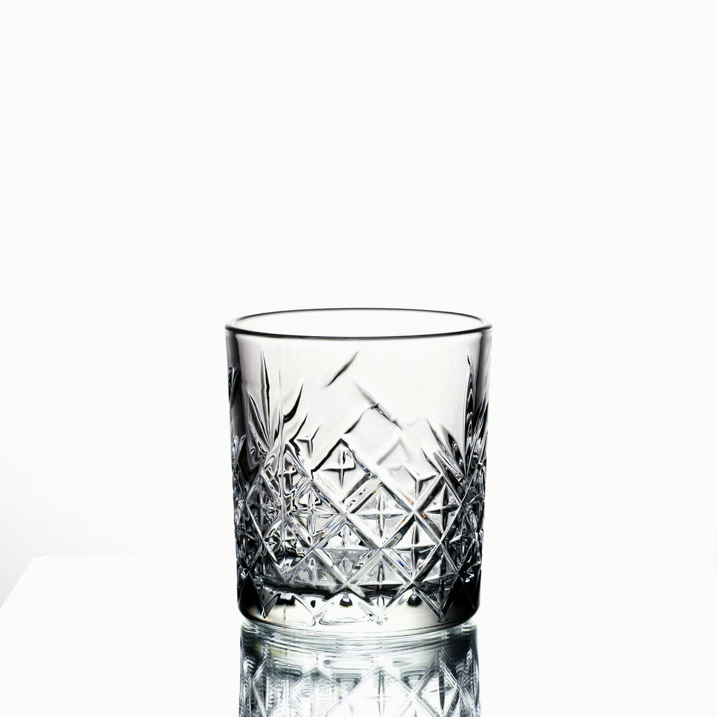 Vintage Cut Glass- Short