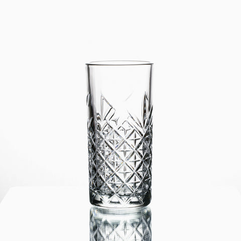 Vintage Cut Glass- Tall