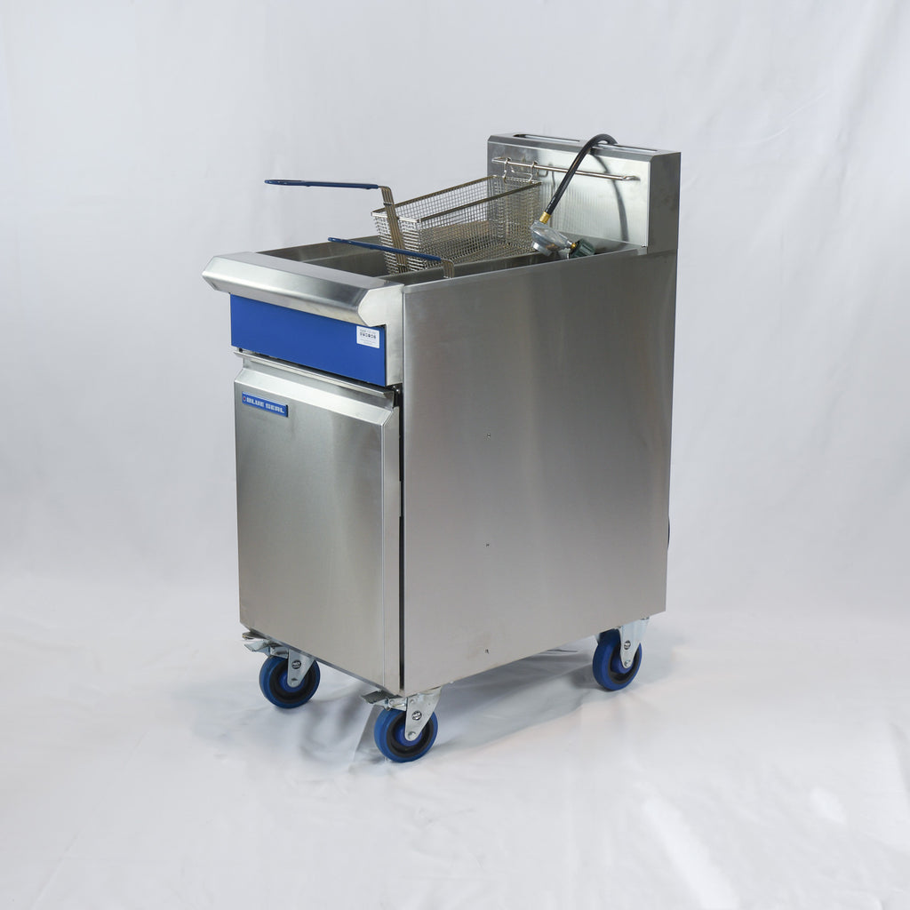 Deep Fryer - Twin Bath Large