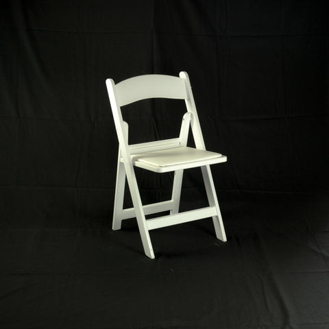 Chair- Folding/ Celebration White