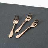 Fork - Entree Rose Gold