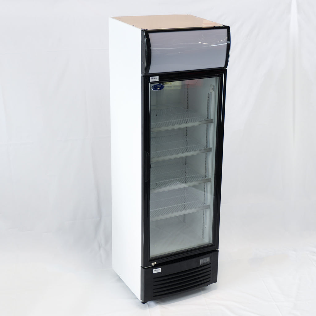 Display Fridge with single glass door