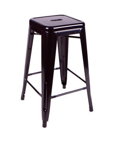 Bar stool Black- 750mm