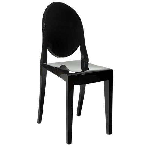 Chair- Ghost Black