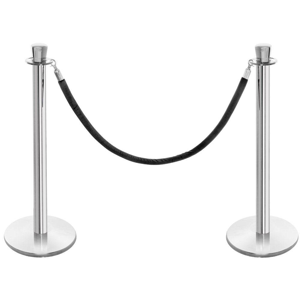 Stanchion Rope- Black