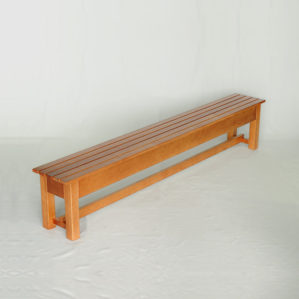 Wooden Bench Seat
