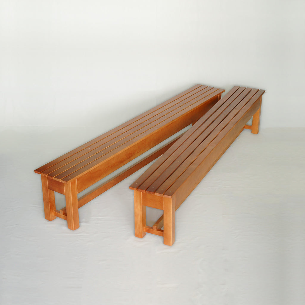 Wooden Bench Seat Click For Hire