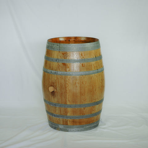 Wine Barrel.