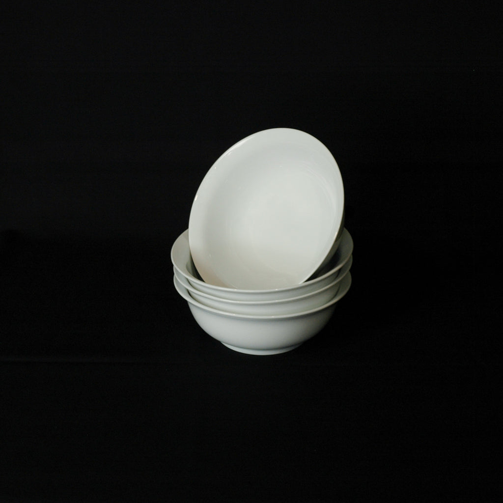 Salad Bowl China - 21cm diameter 8cm deep