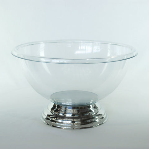 Clear 15L Punch Bowl