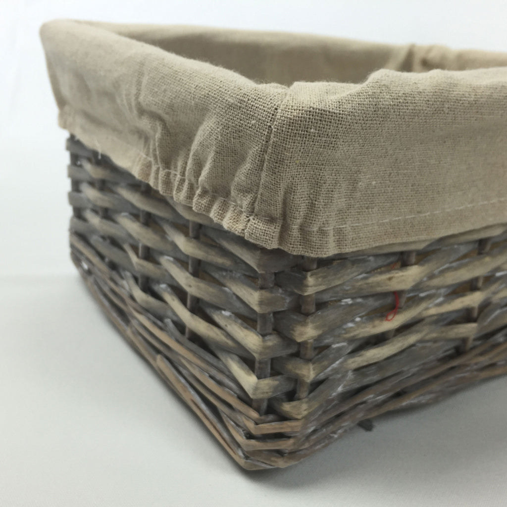 Small Lined Bread Basket
