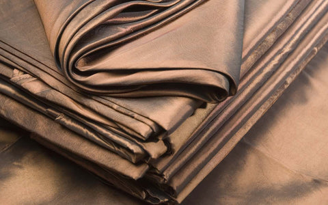Tablecloth 3.3m round bronze