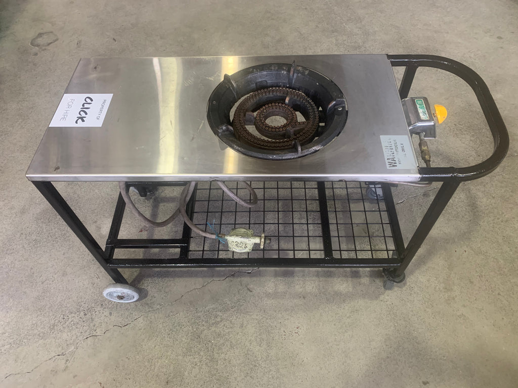 Gas Burner Trolley