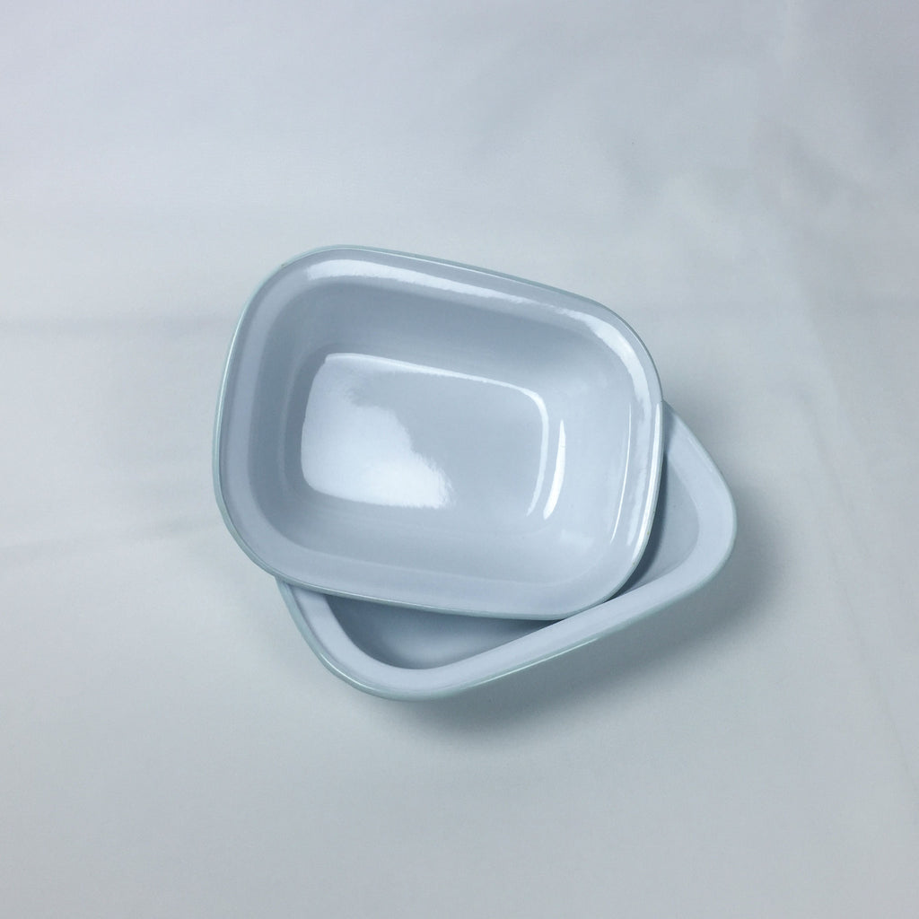Serving Dish- Enamel Tin