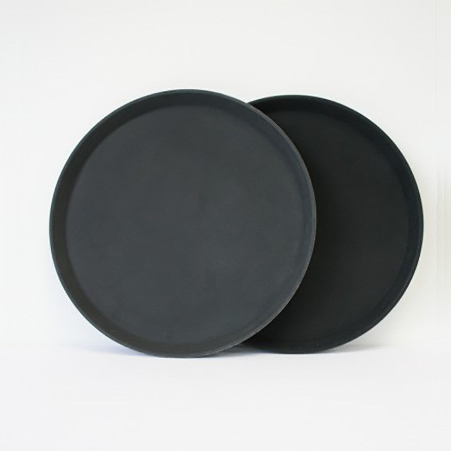 Bar tray- black