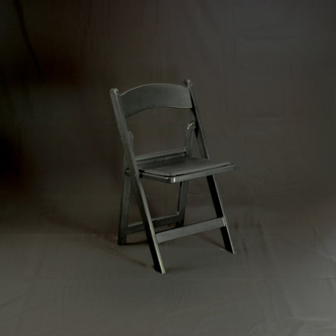 Chair- Folding/ Celebration Black