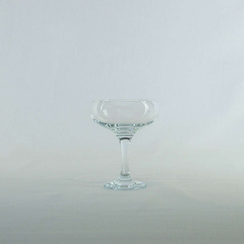 Signature Champagne Saucer