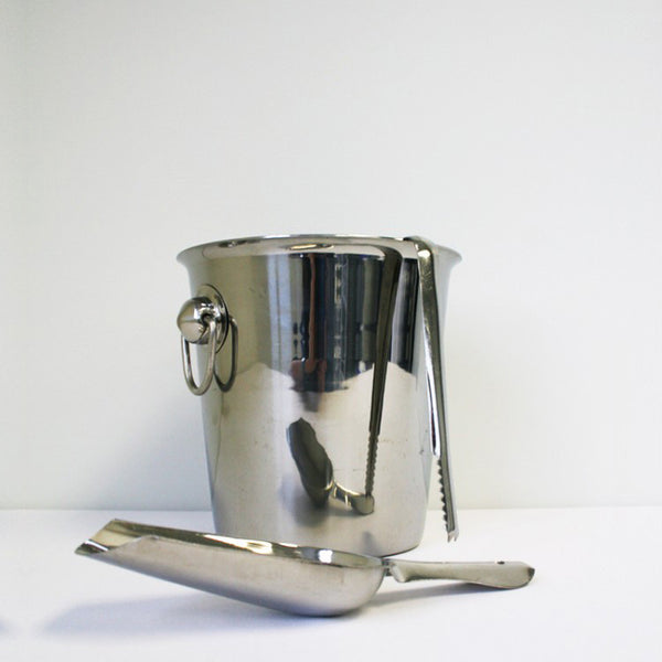 Ice/Champagne bucket stainless